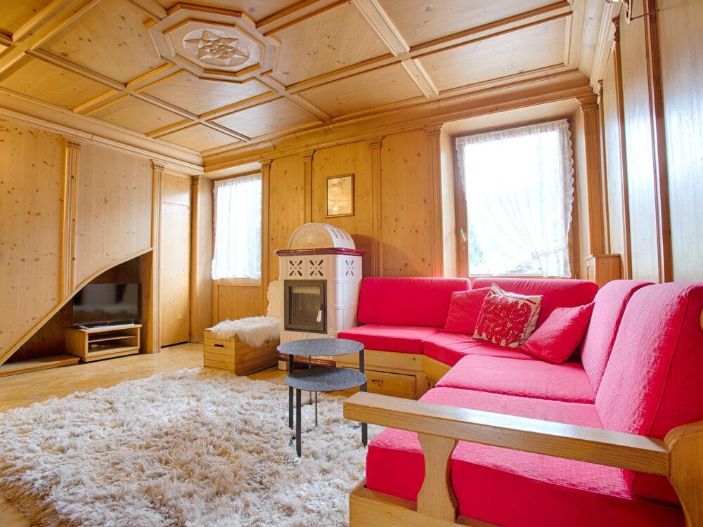 Foto 1 Duplex mansardato in Corso Italia a Cortina d'Ampezzo (Rif. 84)
