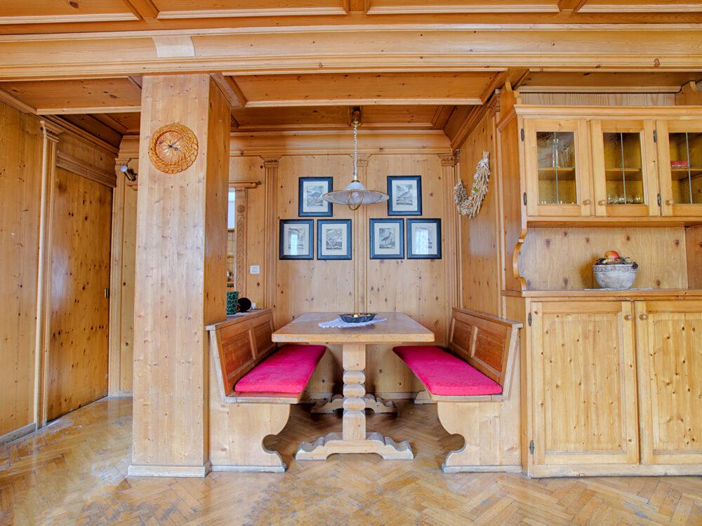 Foto 2 Duplex mansardato in Corso Italia a Cortina d'Ampezzo (Rif. 84)