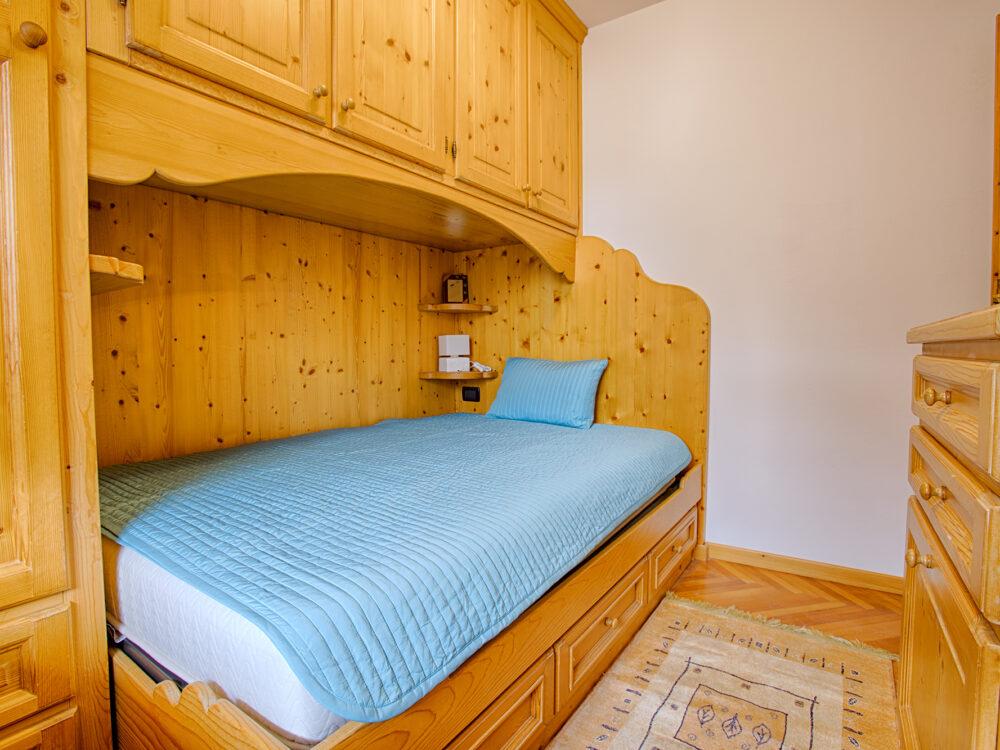 Foto 9 Duplex mansardato in Corso Italia a Cortina d'Ampezzo (Rif. 84)